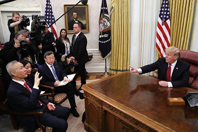 Kỳ 1: Mỹ sẽ tiến hành chiến tranh toàn diện chống Trung Quốc ảnh 6