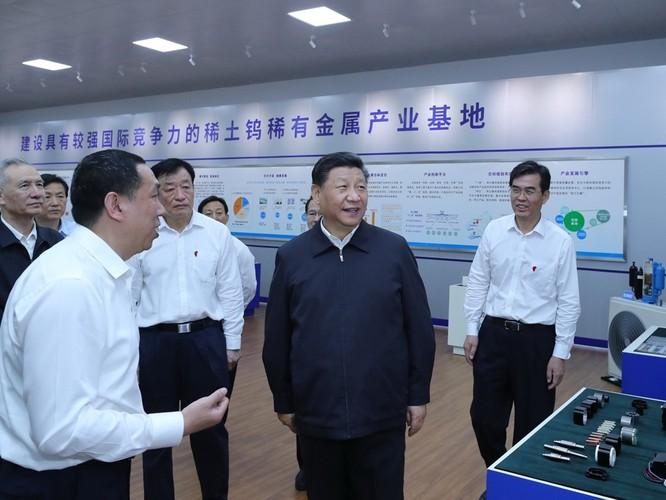 Trung Quốc bắt đầu sử dụng vũ khí đất hiếm trong cuộc chiến thương mại với Mỹ ảnh 1