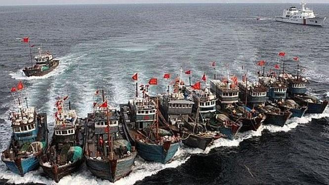 """Tuần duyên Mỹ tới Biển Đông để giám sát các """"dân binh vũ trang"""" của Trung Quốc ảnh 3"""