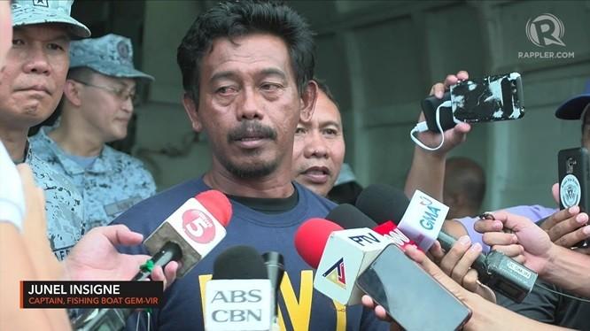 """Trung Quốc: Vụ đâm chìm tàu cá Philippines là """"sự cố ngoài ý muốn"""", không nên """"chính trị hóa"""" ảnh 3"""