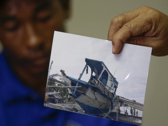 Vụ tàu Trung Quốc đâm chìm tàu Philippines: Viện trưởng Ngô Sĩ Tồn muốn đổ vấy cho tàu Việt Nam ảnh 2