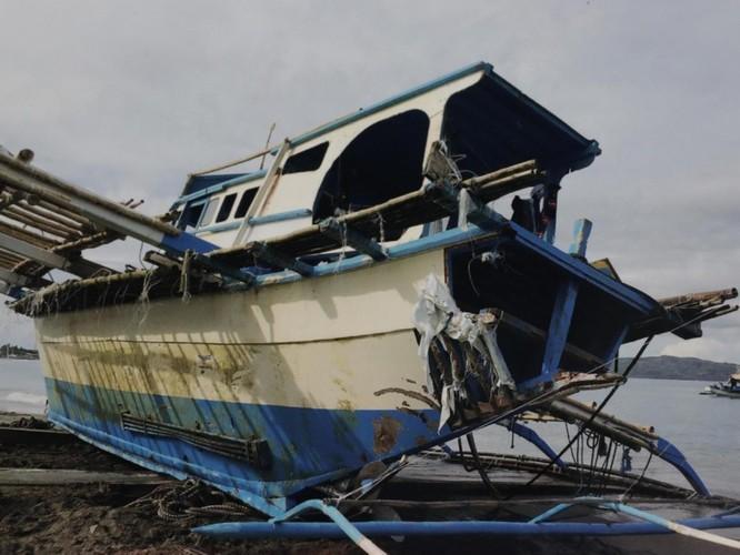 Vụ tàu Trung Quốc đâm chìm tàu Philippines: Viện trưởng Ngô Sĩ Tồn muốn đổ vấy cho tàu Việt Nam ảnh 6
