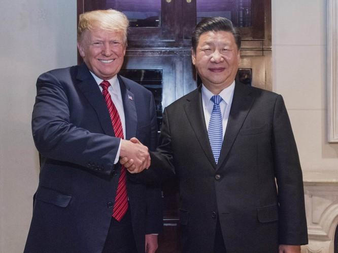 Ông Tập Cận Bình gọi điện cho Donald Trump đề nghị gặp gỡ tại Osaka để giải quyết bất đồng ảnh 2