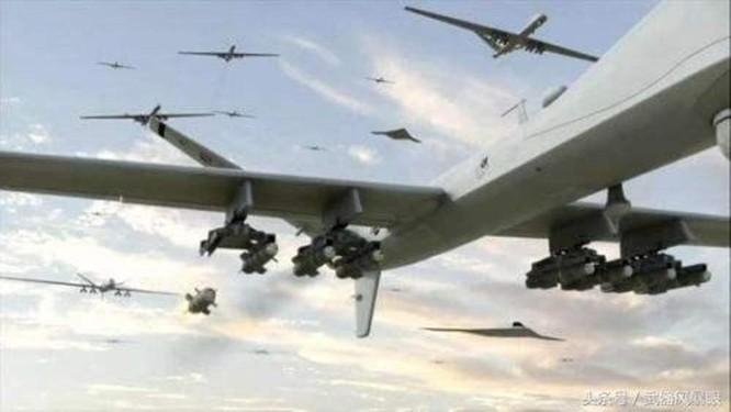 Mỹ lo ngại về máy bay không người lái cỡ nhỏ Trung Quốc ảnh 1