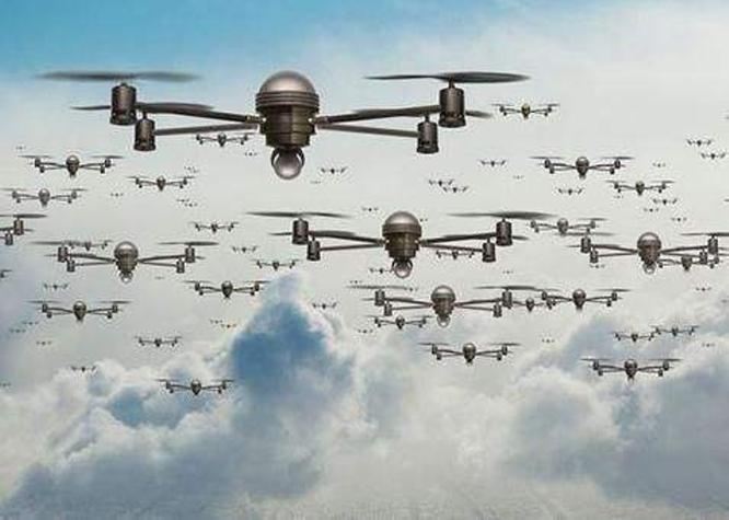 Mỹ lo ngại về máy bay không người lái cỡ nhỏ Trung Quốc ảnh 6