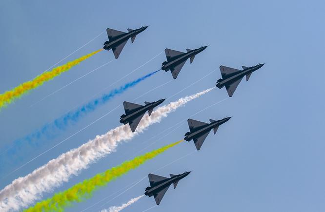 Trung Quốc đưa biên đội tàu sân bay Liêu Ninh xuống Trường Sa và bố trí 4 máy bay J-10 ở đảo Phú Lâm, Hoàng Sa ảnh 6