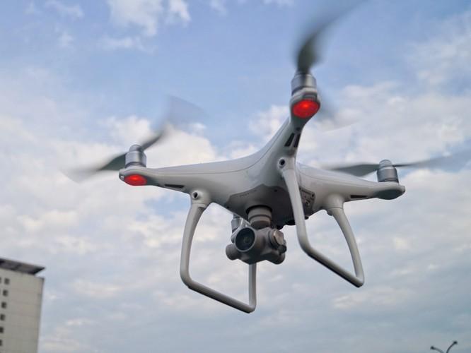 Mỹ lo ngại về máy bay không người lái cỡ nhỏ Trung Quốc ảnh 7