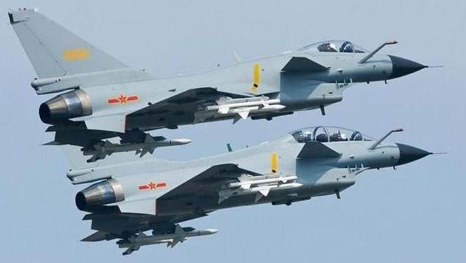 Trung Quốc đưa biên đội tàu sân bay Liêu Ninh xuống Trường Sa và bố trí 4 máy bay J-10 ở đảo Phú Lâm, Hoàng Sa ảnh 7