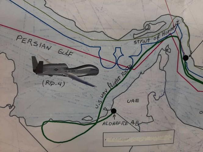 Giải mã toàn cảnh vụ Iran bắn rơi UAV trinh sát tối tân của Mỹ ảnh 5