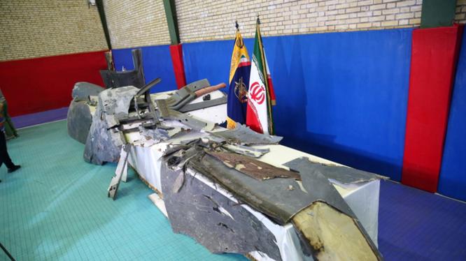 Giải mã toàn cảnh vụ Iran bắn rơi UAV trinh sát tối tân của Mỹ ảnh 3