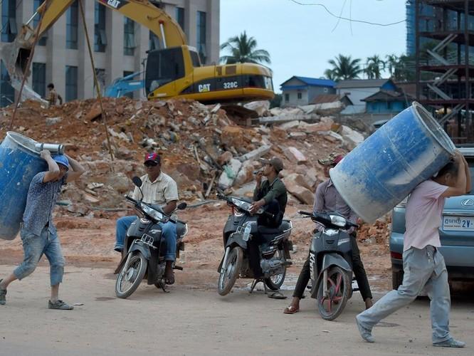 Vén bức màn về đặc khu kinh tế Sihanoukville của Campuchia ảnh 15