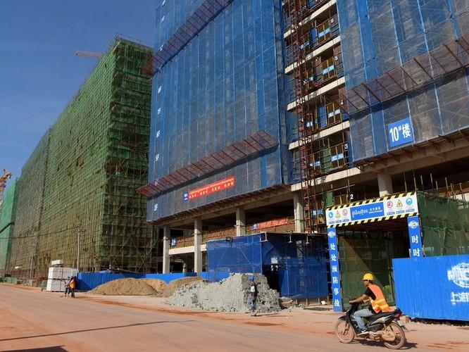 Vén bức màn về đặc khu kinh tế Sihanoukville của Campuchia ảnh 17