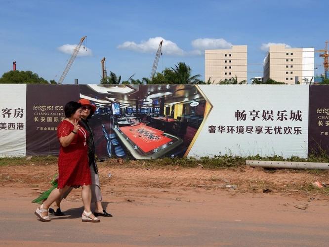 Vén bức màn về đặc khu kinh tế Sihanoukville của Campuchia ảnh 2