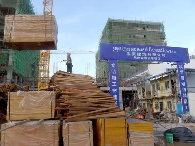 Vén bức màn về đặc khu kinh tế Sihanoukville của Campuchia ảnh 3