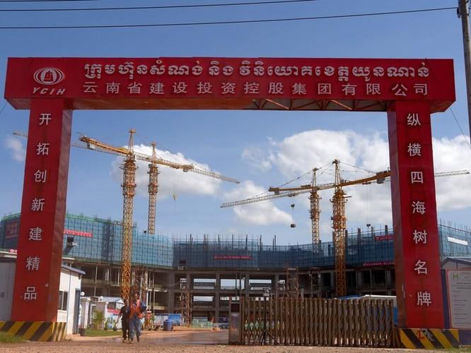 Vén bức màn về đặc khu kinh tế Sihanoukville của Campuchia ảnh 4