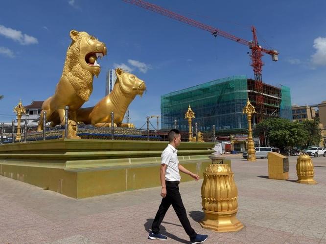 Vén bức màn về đặc khu kinh tế Sihanoukville của Campuchia ảnh 6