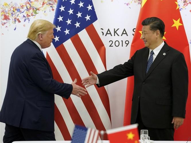 Ông Donald Trump tuyên bố hủy bỏ lệnh cấm Huawei! ảnh 1