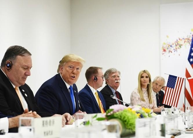 """Kết quả cuộc gặp gỡ Donald Trump – Tập Cận Bình: Tuyên bố """"vênh"""" nhau giữa Mỹ - Trung ảnh 2"""