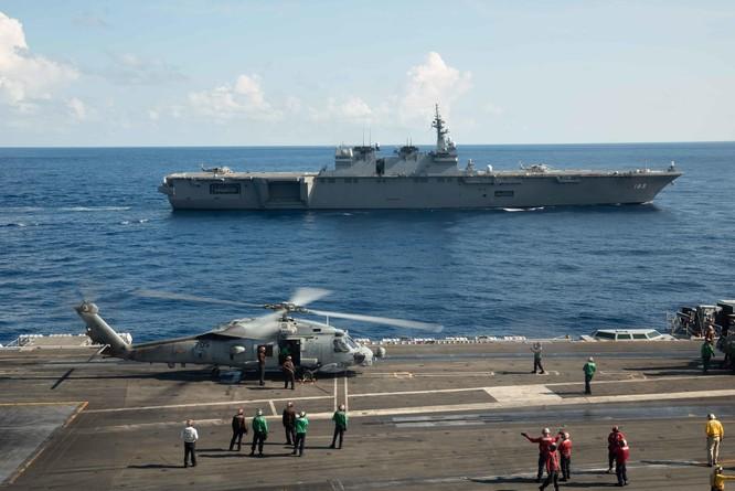 Trung Quốc cấm biển để tập trận quy mô lớn trên Biển Đông ảnh 3
