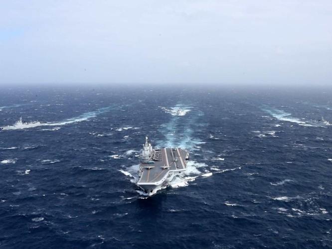 Trung Quốc cấm biển để tập trận quy mô lớn trên Biển Đông ảnh 2