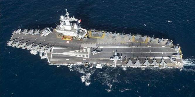 Trung Quốc cấm biển để tập trận quy mô lớn trên Biển Đông ảnh 4