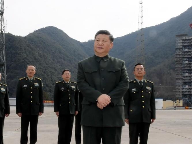 """Trung Quốc phóng 6 tên lửa """"Sát thủ tàu sân bay"""" ra Biển Đông để dằn mặt Mỹ? ảnh 1"""