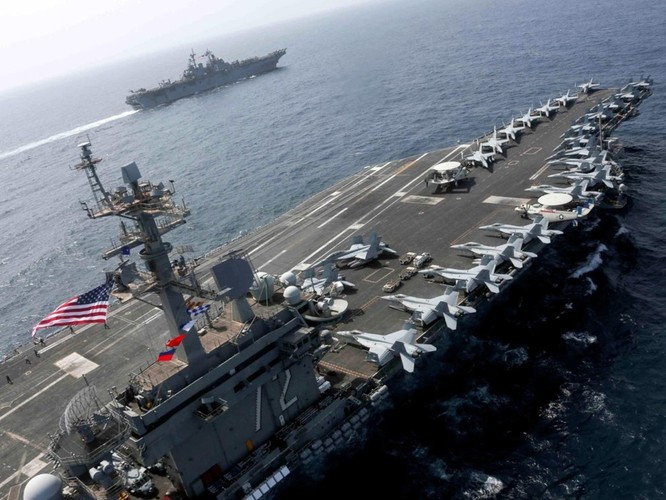 """Trung Quốc phóng 6 tên lửa """"Sát thủ tàu sân bay"""" ra Biển Đông để dằn mặt Mỹ? ảnh 3"""