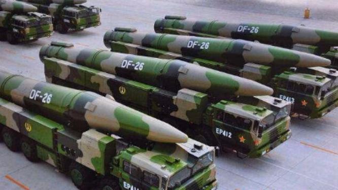 """Trung Quốc phóng 6 tên lửa """"Sát thủ tàu sân bay"""" ra Biển Đông để dằn mặt Mỹ? ảnh 4"""
