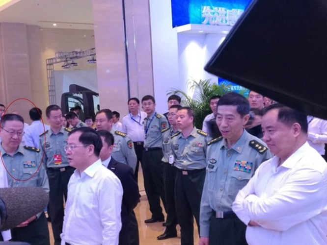 Rúng động thông tin tướng Trung Quốc bị bắt vì làm việc cho CIA ảnh 1