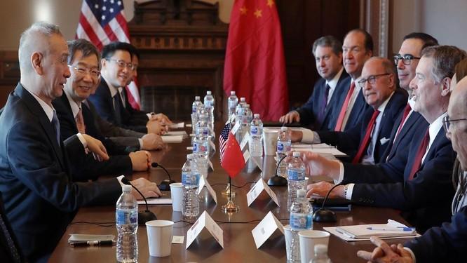 Mỹ - Trung một năm thương chiến, ai thắng ai thua... ảnh 1