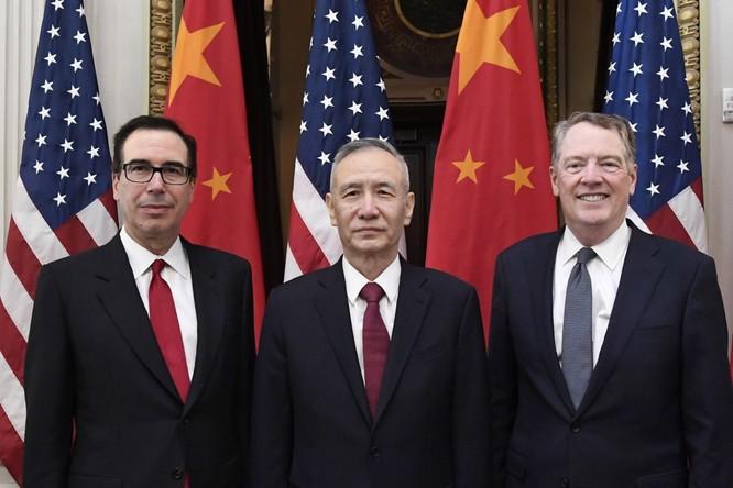 Hai bên Trung – Mỹ lừa miếng nhau tới bàn đàm phán mậu dịch ảnh 5