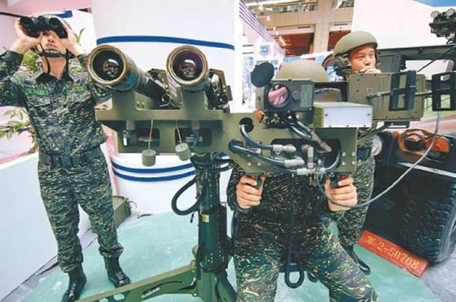 Mỹ chọc giận Trung Quốc, bán 2,2 tỷ USD vũ khí cho Đài Loan ảnh 2