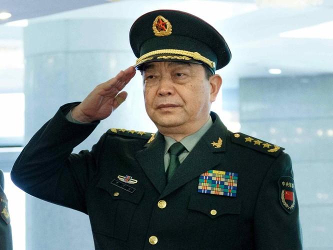 Nguyên Bộ trưởng Quốc phòng Thường Vạn Toàn bị giáng cấp và cơn lốc thanh trừng mới trong quân đội Trung Quốc ảnh 1