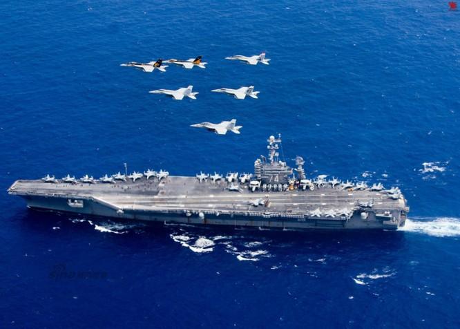 Trung Quốc đang tìm cách khôi phục không gian chiến lược ở Biển Đông ảnh 3