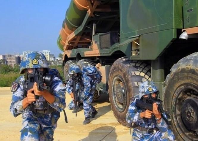 Bộ Quốc phòng Trung Quốc bất ngờ thông báo tập trận lớn gần Đài Loan ảnh 3