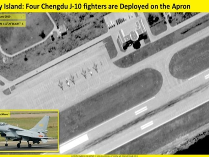 Trung Quốc đang tìm cách khôi phục không gian chiến lược ở Biển Đông ảnh 2