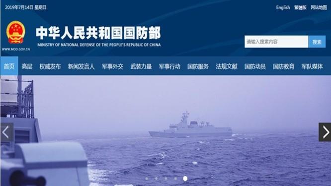 Trung Quốc đang tìm cách khôi phục không gian chiến lược ở Biển Đông ảnh 1