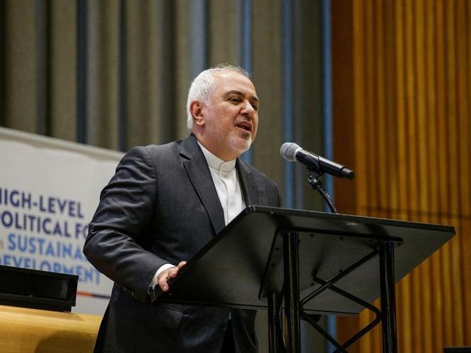 Tàu chiến Mỹ phá hủy máy bay không người lái của Iran, quan hệ Mỹ - Iran căng như dây đàn ảnh 3
