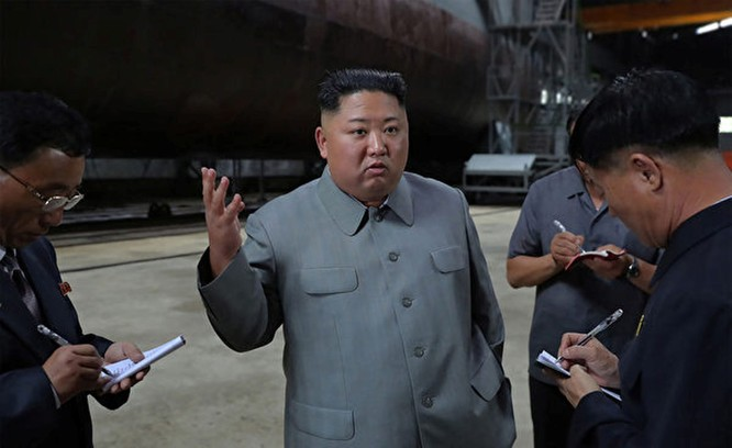 Triều Tiên lại bất ngờ phóng tên lửa ra biển Nhật Bản ảnh 2