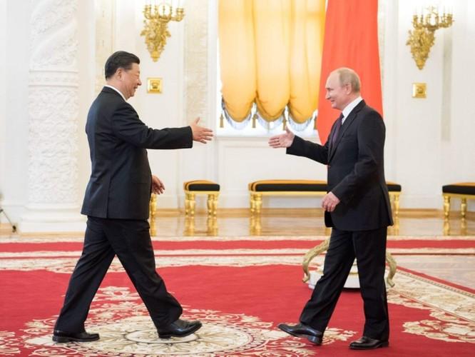 """Chuyên gia quân sự Nga nói về quan hệ quân sự Trung – Nga: """"Cơn ác mộng của Mỹ đã trở thành hiện thực"""" ảnh 1"""