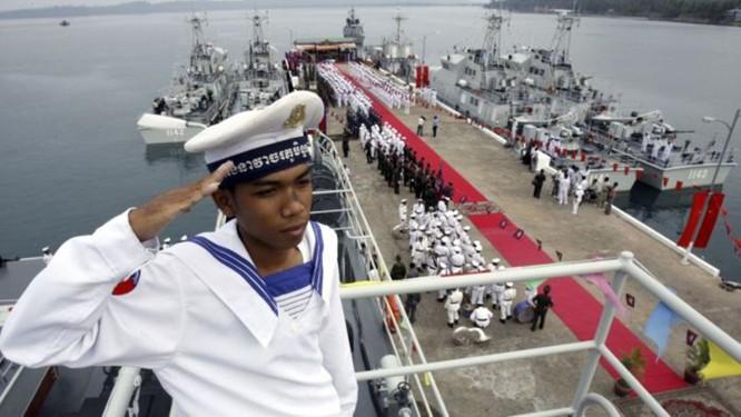 Sách trắng quốc phòng Trung Quốc hé lộ tham vọng phát triển các căn cứ ở nước ngoài ảnh 2