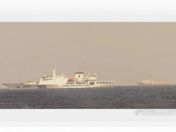 Trang tin độc lập Hoa ngữ Đa Chiều: Việt Nam kiên quyết bảo vệ chủ quyền biển của mình ảnh 1