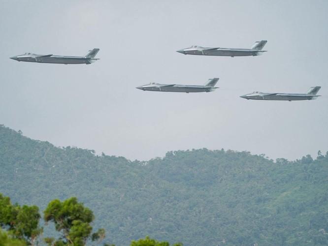 Trung Quốc lần đầu tiên xác định vai trò, vị trí của sáu quân chủng thuộc PLA ảnh 6