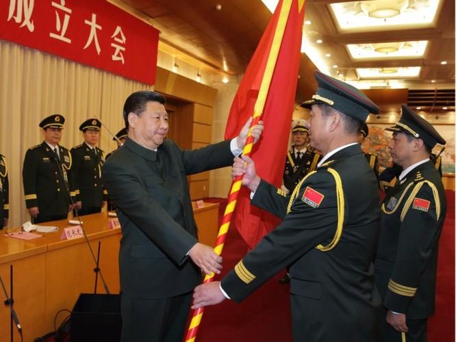 Trung Quốc lần đầu tiên xác định vai trò, vị trí của sáu quân chủng thuộc PLA ảnh 2