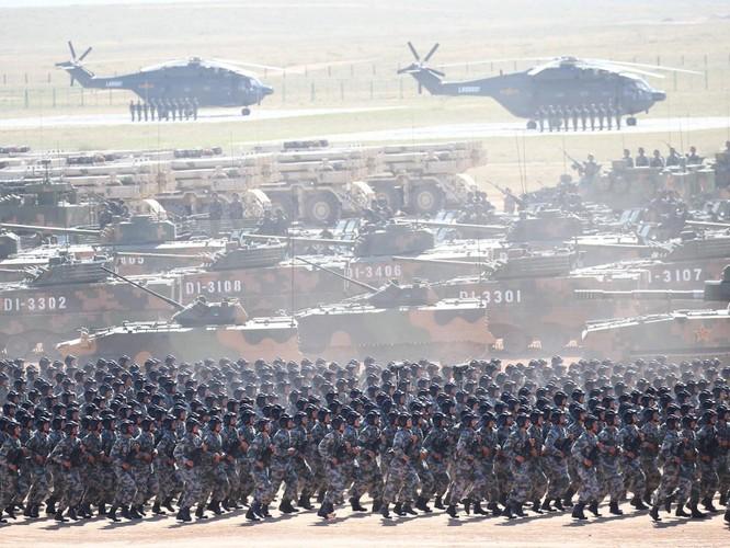 Trung Quốc lần đầu tiên xác định vai trò, vị trí của sáu quân chủng thuộc PLA ảnh 3
