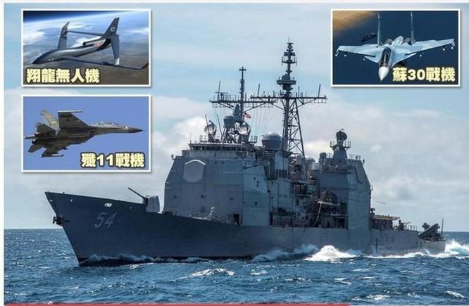 Trung Quốc tiến hành diễn tập quân sự lớn trên Biển Đông và biển Hoa Đông ảnh 3