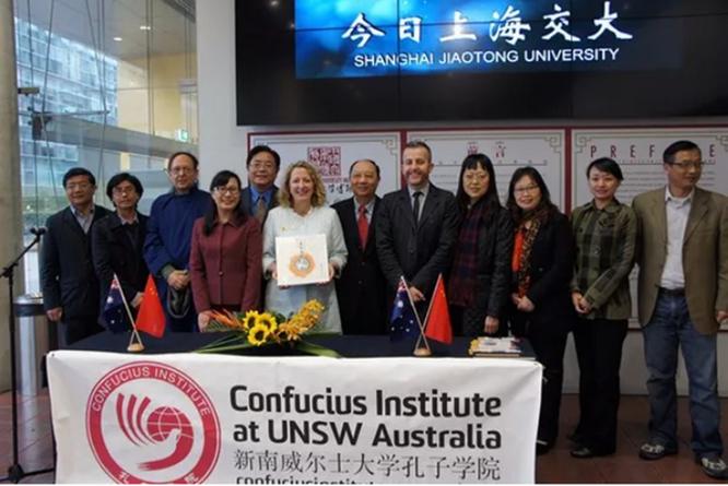 Tự ký thỏa thuận với Trung Quốc lập các Viện Khổng Tử, 13 trường đại học Australia bị điều tra ảnh 2