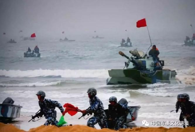 Ai là kẻ thù giả tưởng và đằng sau sự thay đổi về phương châm chiến lược quân sự của Trung Quốc? ảnh 5