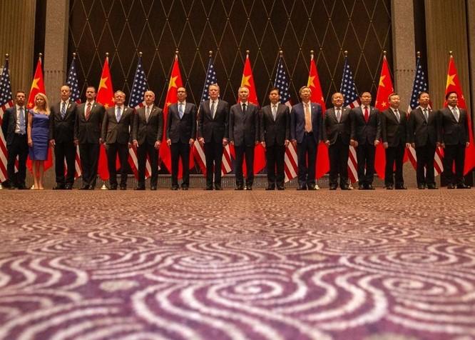 Đàm phán thương mại Trung – Mỹ vòng 12 kết thúc mà không đạt kết quả gì? ảnh 3