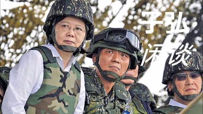 Ai là kẻ thù giả tưởng và đằng sau sự thay đổi về phương châm chiến lược quân sự của Trung Quốc? ảnh 6